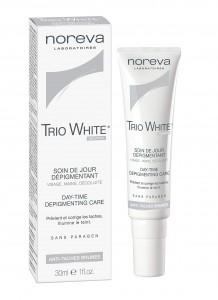 Trio white dieninė depigmentuojanti priežiūros priemonė