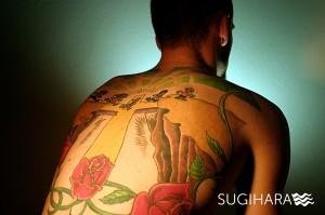 tatuiruočių šalinimas klinikoje SUGIHARA
