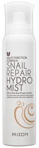 MIZON Dulksna veido odai Snail Repair Hydro Mist su sraigių ekstraktu, 120 ml