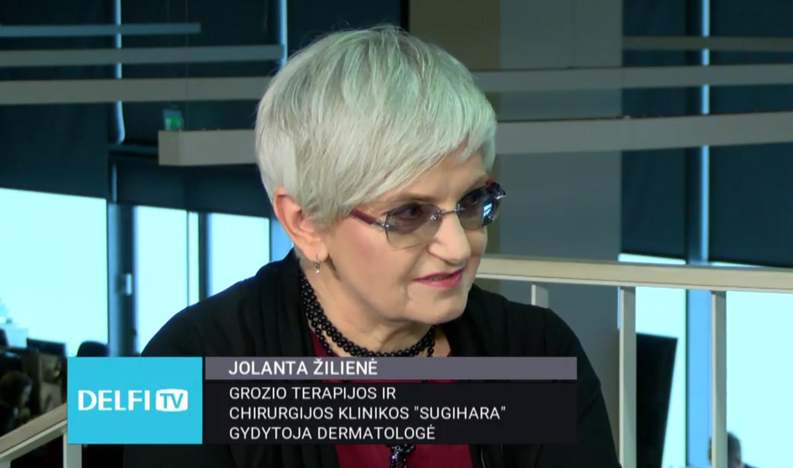 Jolanta Ziliene DELFI TV