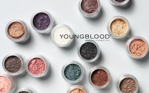 YOUNGBLOOD kosmetika klinikoje SUGIHARA