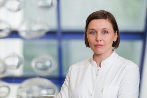 gydytoja Jonė Šalnienė