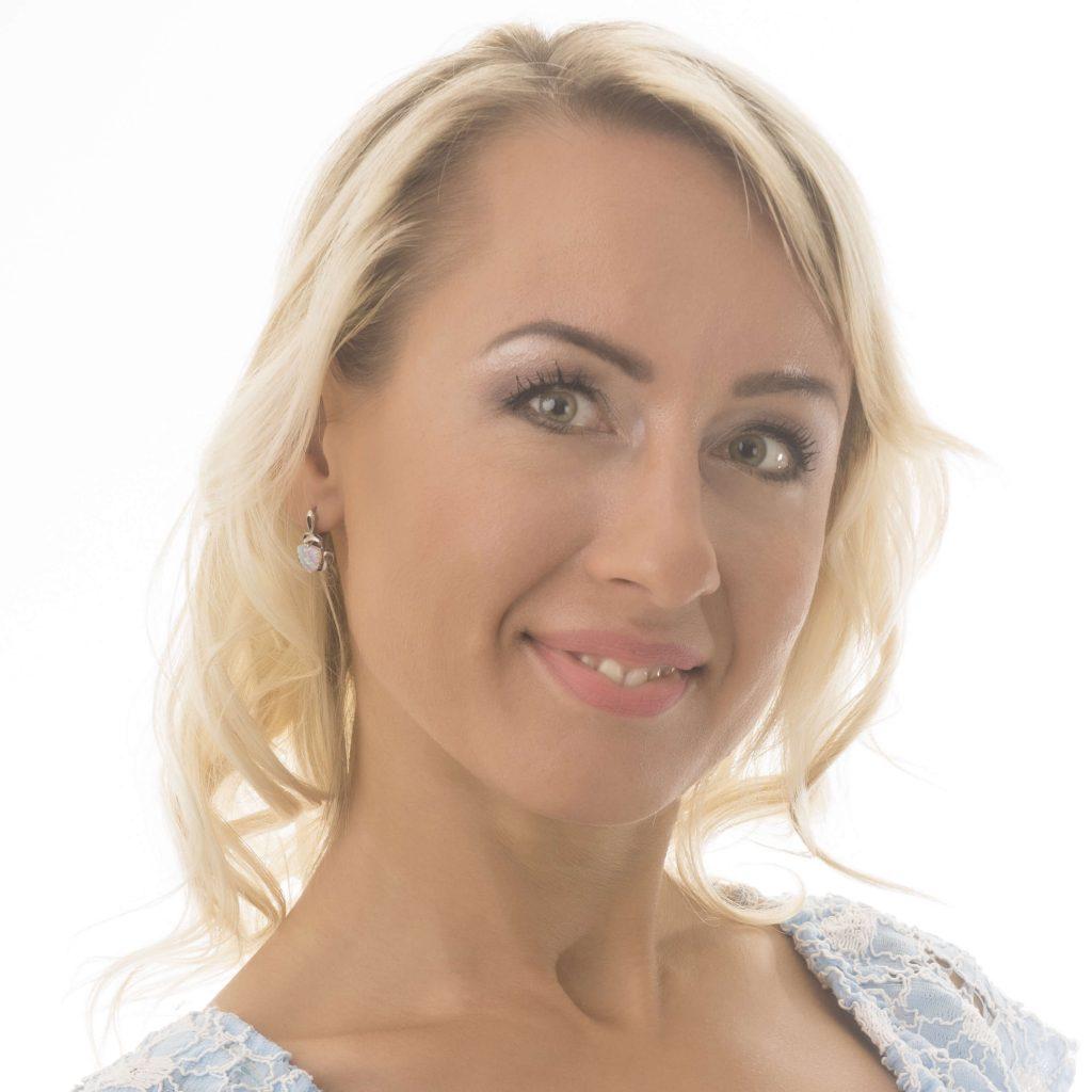SUGIHARA klinikos kūno priežiūros specialistė Tatjana Košil