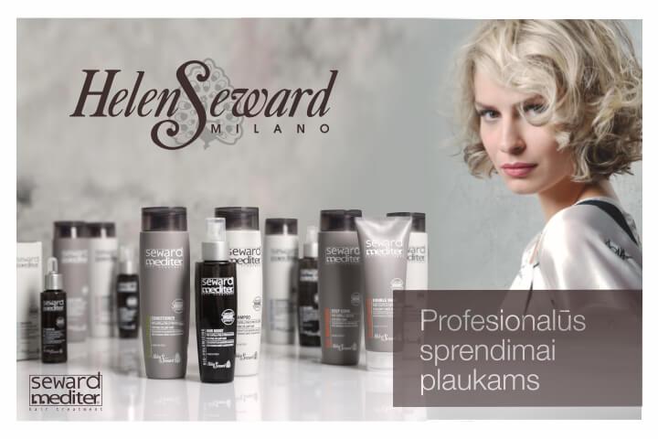Helen Seward kosmetika klinikoje SUGIHARA