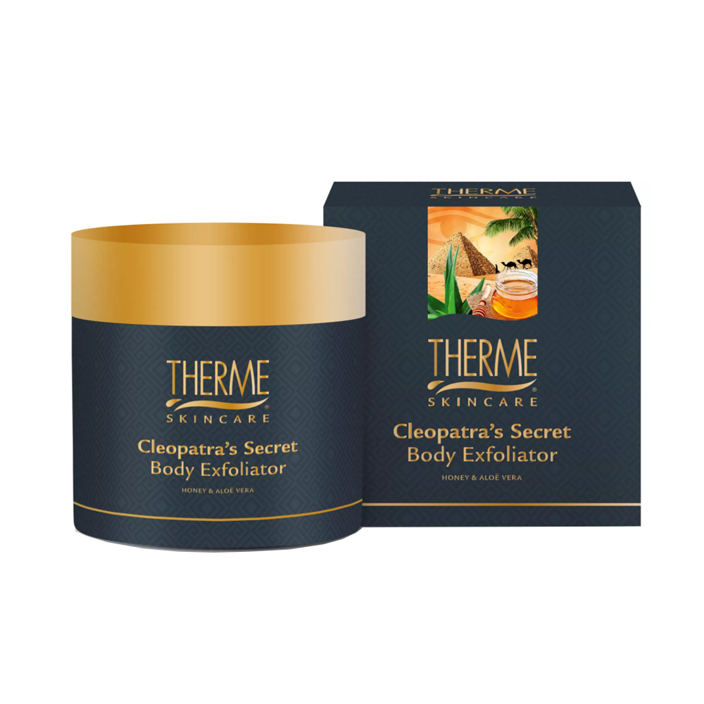 THERME kūno šveitiklis CLEOPATRA'S SECRET, 250 ml