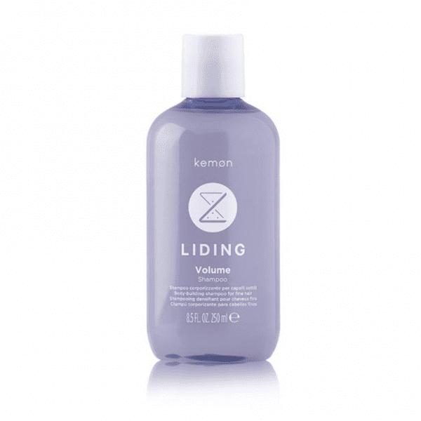 KEMON LIDING VOLUME Apimties suteikiantis šampūnas ploniems plaukams