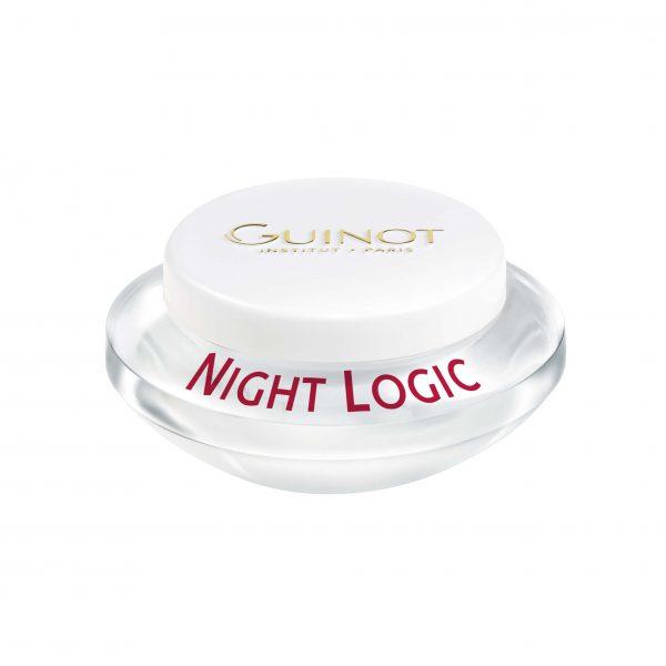 GUINOT Night Logic skaistinamasis naktinis kremas