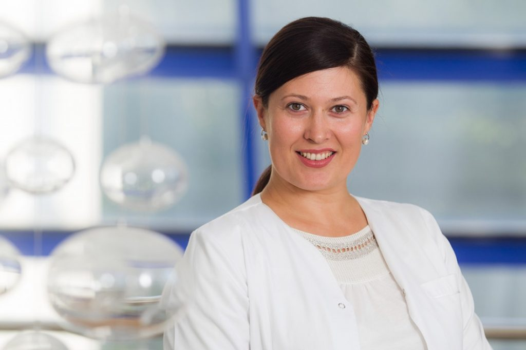 Gydytoja ginekologe Inesa Zeime