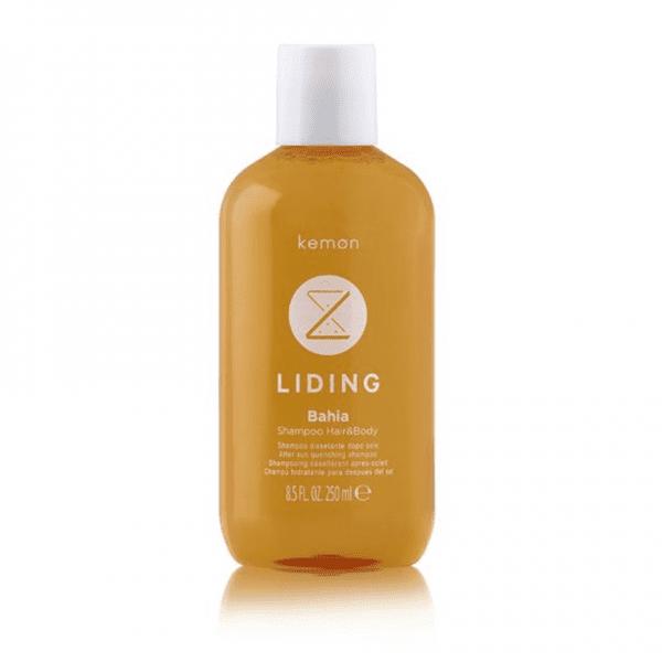 KEMON LIDING BAHIA Gaivinamasis šampūnas po saulės