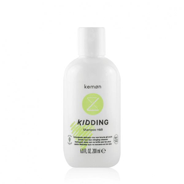 KEMON LIDING KIDDING Vaikiškas šampūnas plaukams ir kūnui