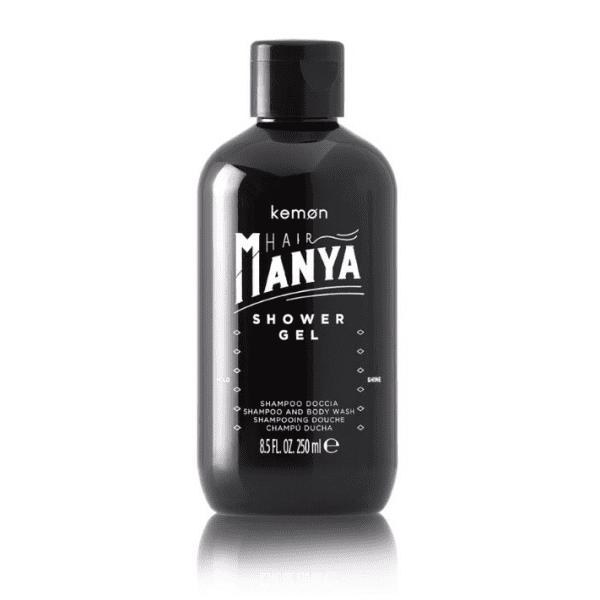 Hair Manya Shower Gel Šampūnas ir prausiamoji kūno želė vyrams