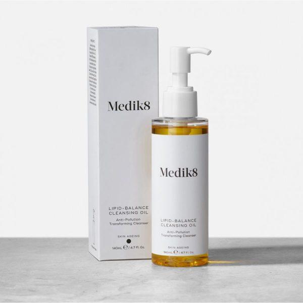 Medik8 aliejus makiažui valyti