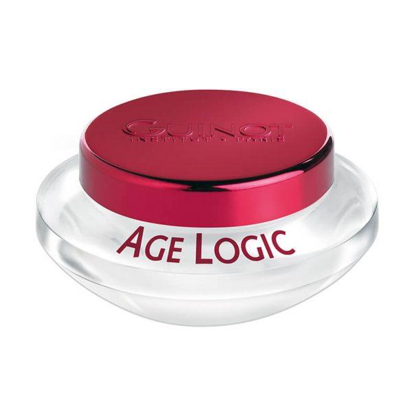 guinot age logic rich priesraukslinis veido kremas