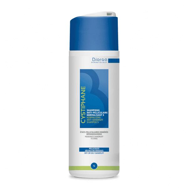 biorga-CYSTIPHANE S-normalizing-shampoo-sampunas-nuo-pleiskanu