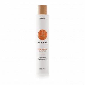 KEMON ACTYVA LIMFA SOLARE Drėkinamasis šampūnas plaukams ir kūnui