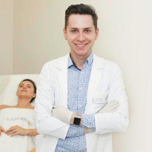 Gydytojas dermatologas Tadas Raudonis