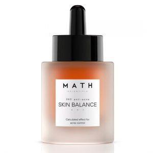 """MATH Matizuojantis, balansuojantis aktyvusis serumas """"SKIN BALANCE"""""""